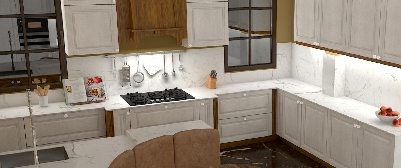 Mateos Modern Kitchen